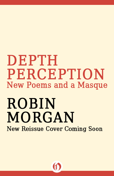 Depth Perception Placeholder Cover Robin Morgan Author