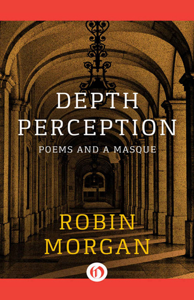 Robin Morgan - Books - Poetry - Depth Perception (1994)