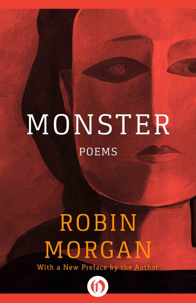 Robin Morgan - Books - Poetry - Monster (1972)