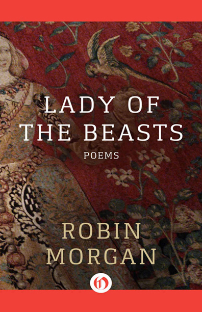 Robin Morgan - Books - Poetry - Lady Of The Beasts (1976)