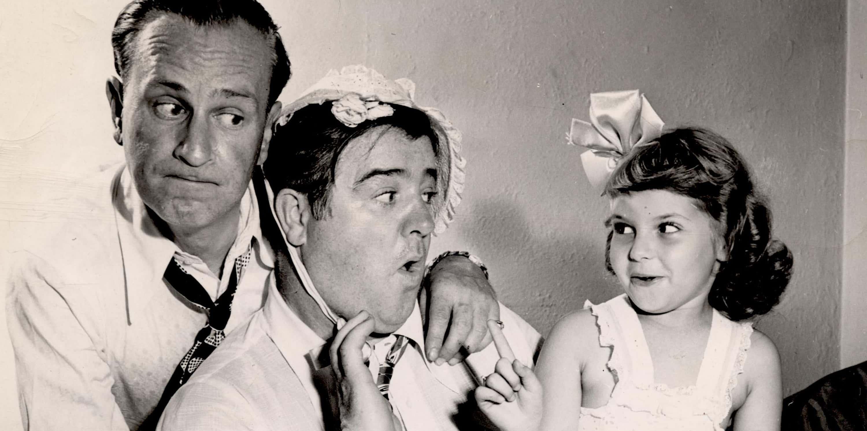 Robin Morgan - Abbott & Costello - 1945