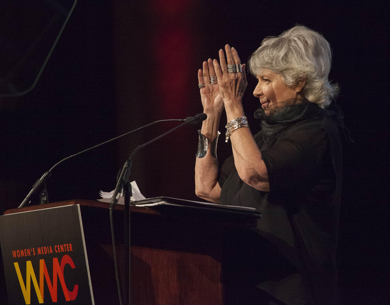 Connect | Robin Morgan | Author, Activist, Feminist | NYC