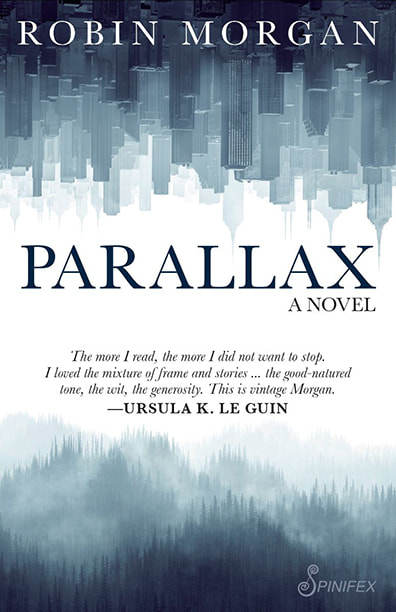 Robin Morgan - Parallax (2019) - Fiction